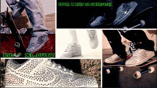 CPFM x Nike Dunk (Swarovski)