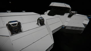 SpF industrial jump ship A.D
