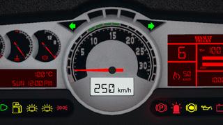 Renault Magnum ETS2 Smartphone Dashboard