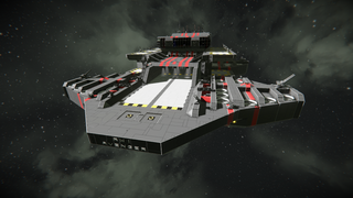 RWI - Avenger Class Helicarrier