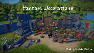 Fantasy Decorations