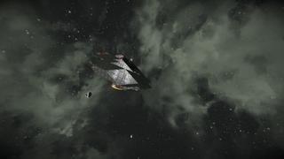 DSI ZENRU fighter(nameship)