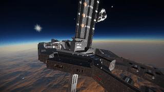 -UNSC- Orbital Defense Platform