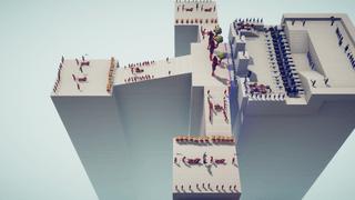 famers versus king's castle battle