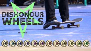 Dishonour Wheels Used Look Pack