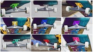 Authority Truckz Flyz 9 Colors