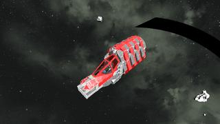 Echidna Space MK1