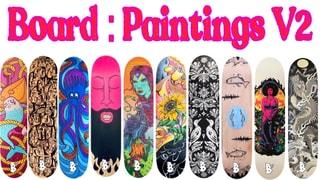 Board Painting V2 10 Decks