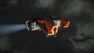Navette de transport 1