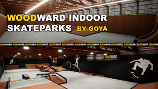 Woodward indoor skateparks