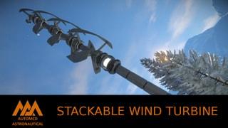 MA Stackable Wind Turbine