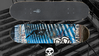 Zero Jamie Thomas Smith Grind Signature Deck
