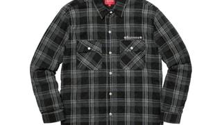 Supreme x Independent flannel