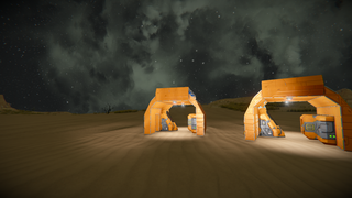 Self-sufficient spawn tent