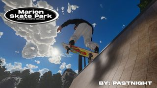 Marion Skatepark by Pastnight