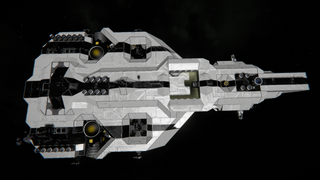 Corvette space only