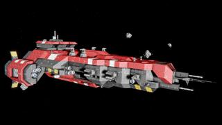 Phalanx claas frigate