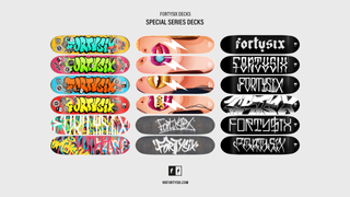 Fortysix Special Series Decks Vol.01