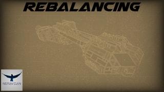 Space Engineers Rebalancing