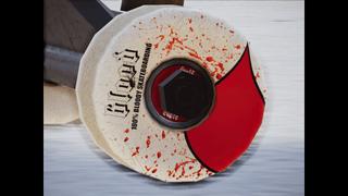 "Blood Drip Wheels ""100% Bloody Skateboarding"""