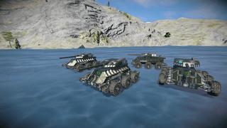 EVL Industries- X3 Tank
