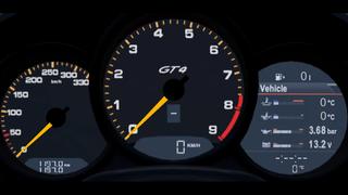 Porsche Cayman S GT4