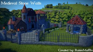 Medieval Stone Walls