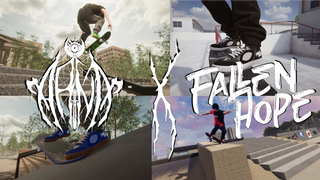 Arnt Shoes X Fallen Hope Collab