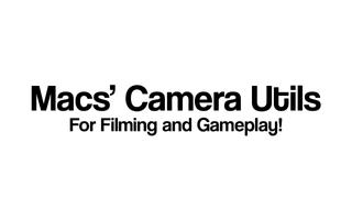 Macs' Camera Utils