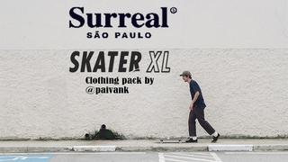 Surreal São Paulo clothing pack