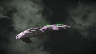 Halo covenant light cruiser