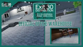 Exit 30 Warehouse Office (Map Editor)