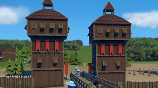 Dorms for Villagers