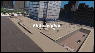 Philadelphia by s4shko