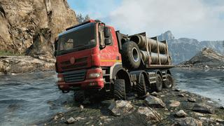 TATRA Truck Phoenix 8x8