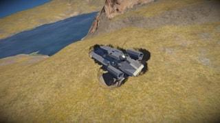 crashed ship survival (home system)