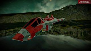 RSS Redwood Atmospheric Fighter