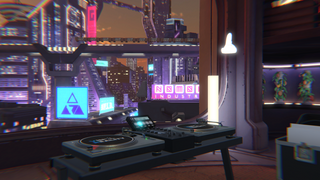 Cyber City Home