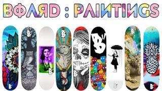 Board PANTINGS 9 Decks