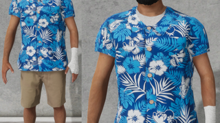 Hawaiian Shirt Disney