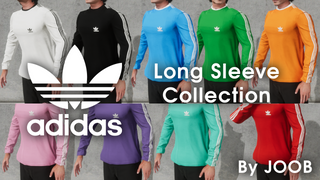 Adidas Long Sleeve Collection by Joob