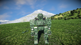 Gin Tec Mk5-2 Combat Utility Suit (Atmo)