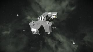 Dark wolf MRK 2 lander