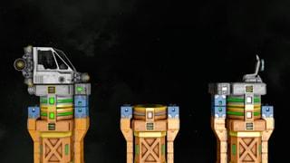 Extreme Minimalist Spawn Pods
