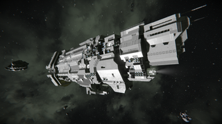 Marathon-class heavy cruiser halo universe
