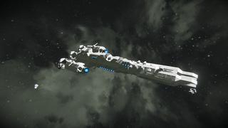 Posideon Class Battleship Drone