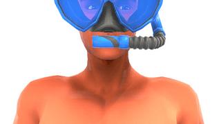 Male Snorkel