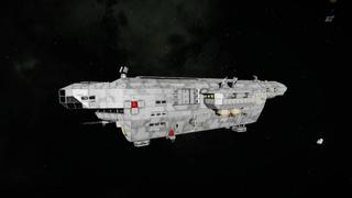 Triton IV Expeditionary Cruiser
