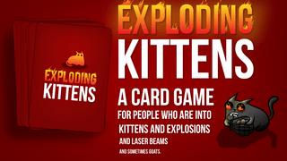 💥 Exploding Kittens 🐱