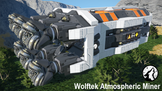 Wolftek Atmospheric Miner
